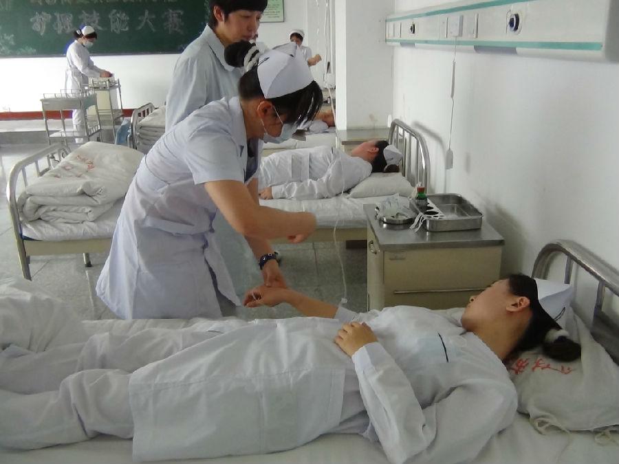 012级护理 助产专业学生操作技能强化训练及考核 -山西同文职业技术