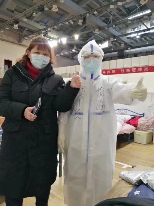 致敬!奋战在湖北武汉的同文人(之二)