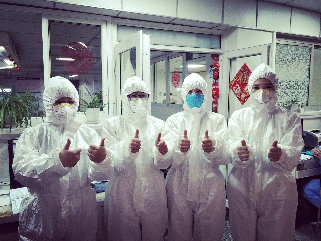致敬!奋战在湖北武汉的同文人 (之五)