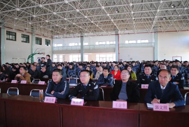 介休市委国安委《中华人民共和国反间谍法》颁布实施 五周年主题宣传培训会在我院成功举办