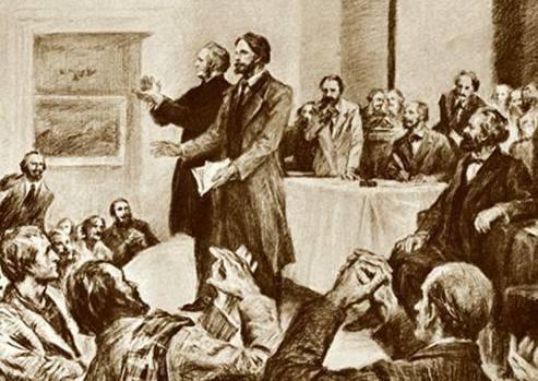 1864年9月28日 第一国际成立