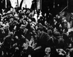 抗美援朝,志愿军跨过鸭绿江赴朝鲜前线