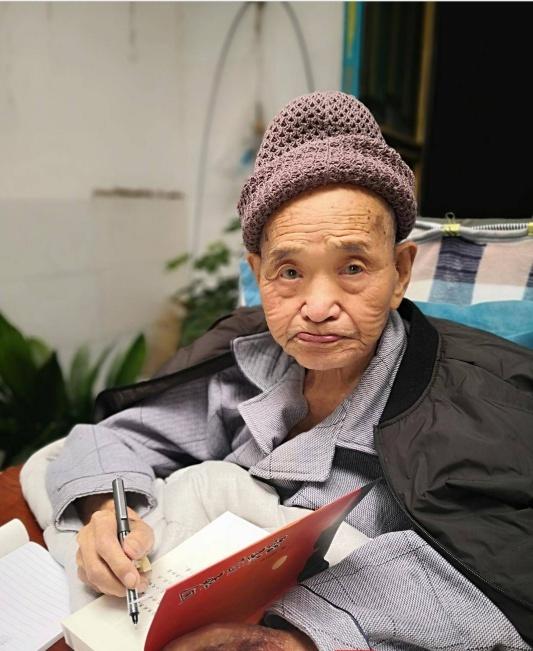 寻访抗美援朝老兵 | 93岁老兵袁启楼:《回望风烟路》八年心血记录那段峥嵘岁月