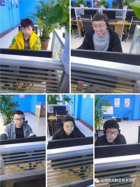 学院经济管理系电信班开启实训课程